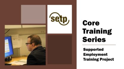 Course catalog image of core training series